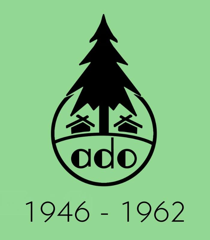Late ado logo